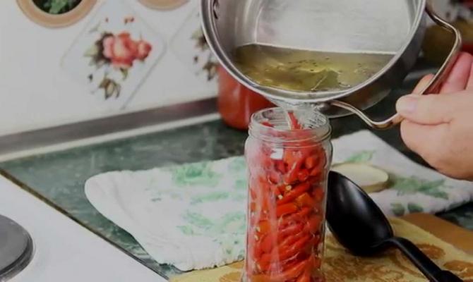 Маринованный острый перец на зиму рецепты