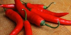 Как хранить острый перец