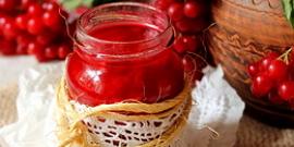 Калина с сахаром на зиму – ягоды вместо таблеток