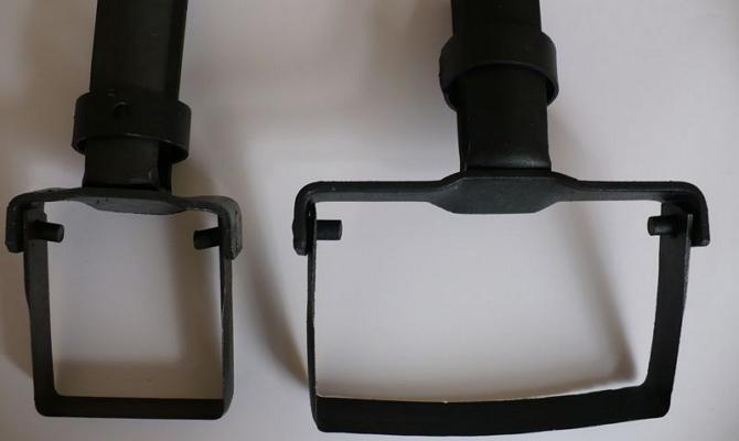 Типовой плоскорез или полольник Фокина