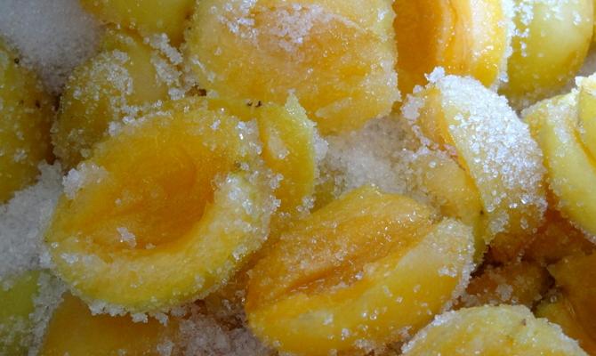 абрикосы варенье в мультиварке рецепт