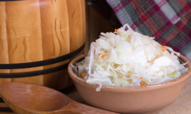 Маринование белокочанной капусты