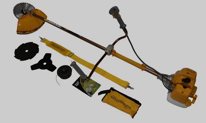 Профессиональный инструмент для выкашивания травы