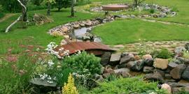 Ландшафтный дизайн загородного участка – благоустройство территории