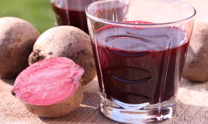 Полезные и лечебные свойства свекольного сока