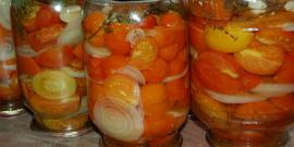 Бурые помидоры на зиму – рецепты для изысканного меню