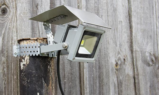 Возможности, недоступные другим типам ламп – приборы на солнечных батареях