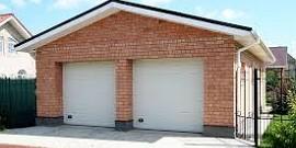 Крыша, полы и ворота для гаража своими руками – это может сделать каждый!