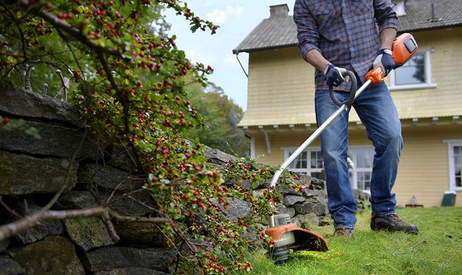 Что такое садовый триммер?
