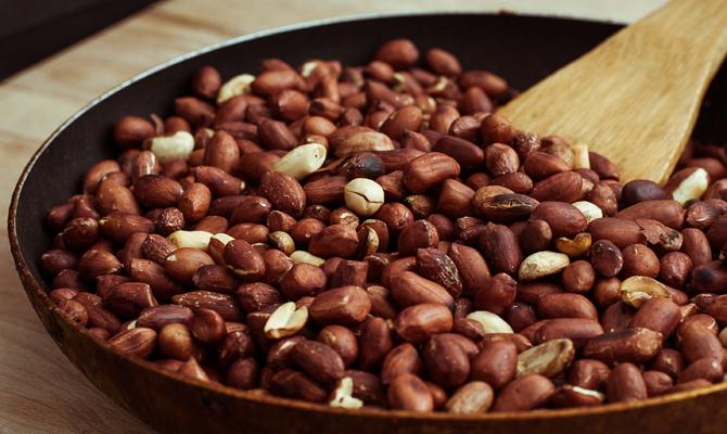 Орехи на страже здоровья семьи