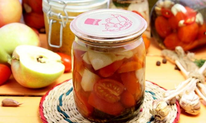 Оригинальные рецепты засолки томатов