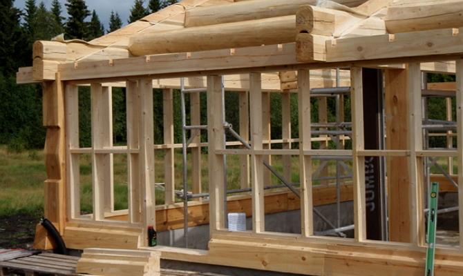 Строительство мастерской своими руками