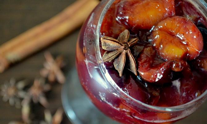 Быстрое приготовление вкусного варенья с пряностями