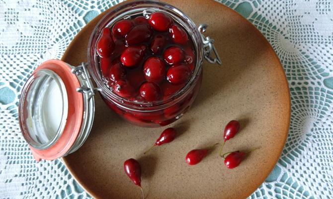 Варенье из кизила «Южное» – рецепт с добавлением меда