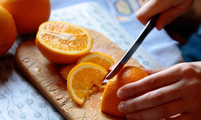 Необычное варенье – груши с апельсинами