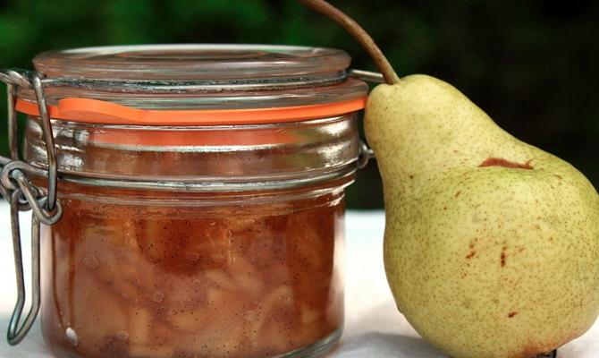 Закатка с дыней – десерт в меду