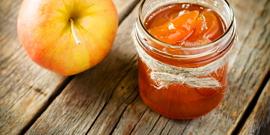 Яблочное варенье дольками – делаем красивый и вкусный десерт