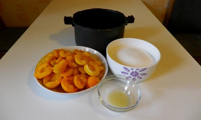 Необычные рецепты варенья из абрикосовых долек