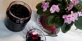 Варенье из черноплодной рябины – уникальные рецепты для зимнего чаепития