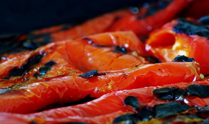 Жареный чили в маринаде – особенно вкусный рецепт