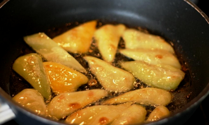 Болгарский перец в тандеме со жгучим