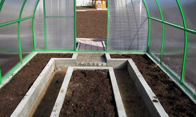 Грамотная подготовка парника к посадке растений