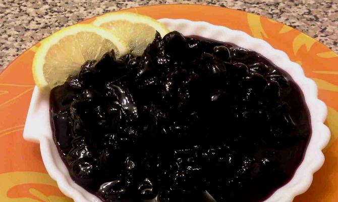 Феерия цитрусовых – рябина с апельсином и лимоном