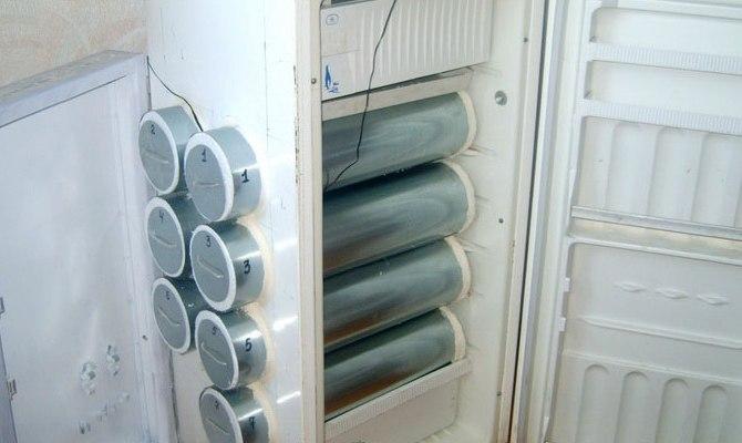 Домашнее кильчевание с терморегулятором и системой обогрева