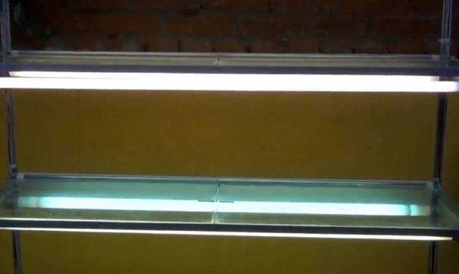 Конструируем простейшую светодиодную подсветку