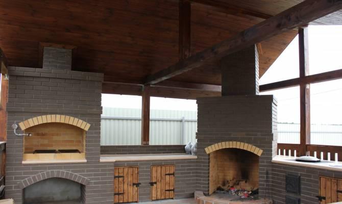Кирпичный мангал – заметки для строительства