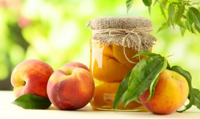 Как консервируются персики в сиропе – тонкости рецептов