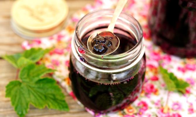 Как из полезной ягоды сварить пятиминутку