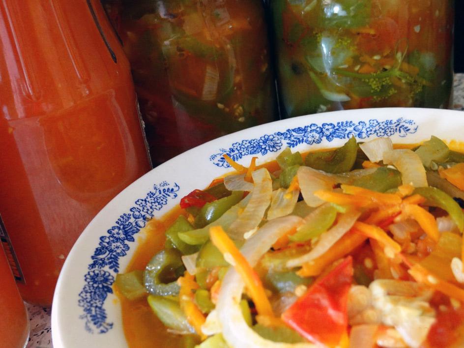 жалобно салат донской на зиму рецепт с фото можете выбрать