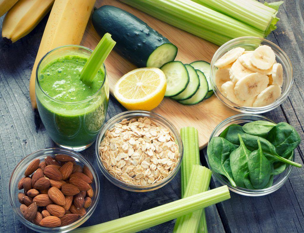 меню для похудения из овощей