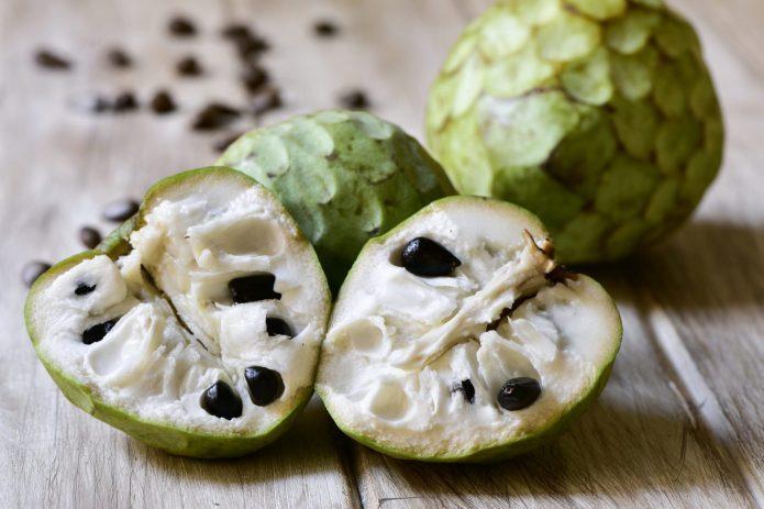 Тест: Угадай название фрукта по картинке