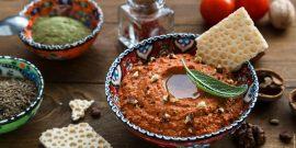 Редкий восточный рецепт: Мухаммара из болгарского перца, видеоинструкция
