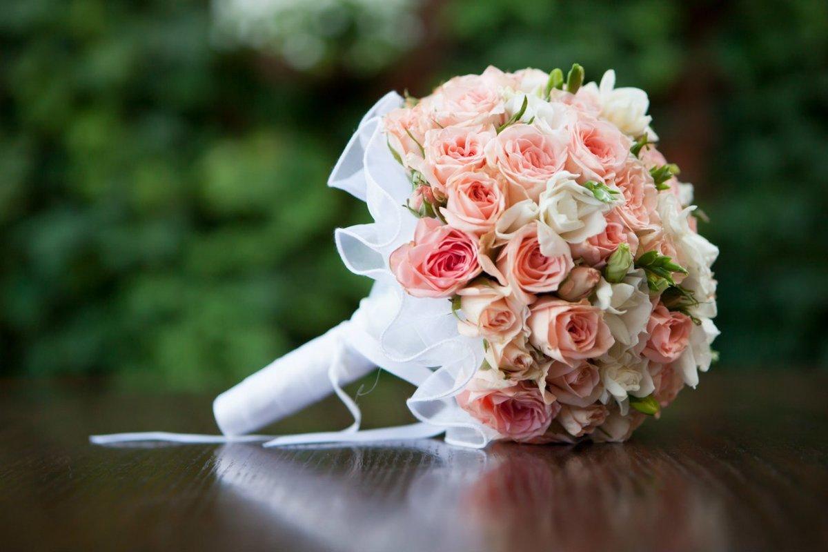 Фото свадебного букета невесты