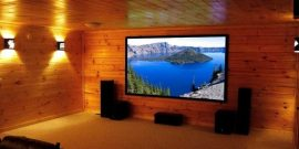 Телевизор на даче: какая техника переживет холода?