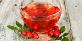 Чай из шиповника: как правильно сделать иммуностимулирующий напиток